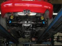 Custom Magnaflow Exhaust
